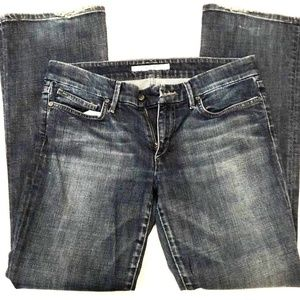 Joe's Jeans Provocateur Womens Blue Jeans Size 30